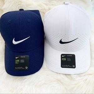 ✔️ NIKE Dri Fit Hat Legacy Featherlight Cap NWT